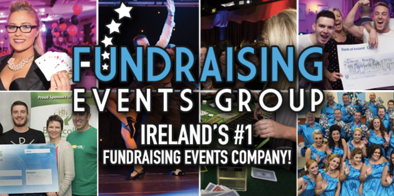 Fundraising Events Group Promo Video
